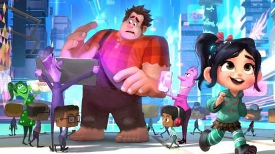 Ralph Spacca Internet: il web protagonista nel nuovo film di animazione della Disney