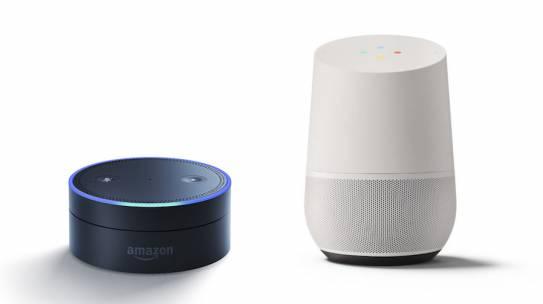 Google Home e Alexa, il futuro degli assistenti digitali