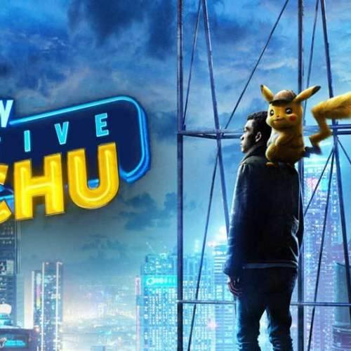 Pokemon: Pikachu Detective, dal 9 maggio al cinema